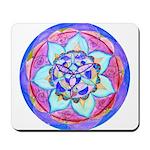 Blue Mandala Mousepad