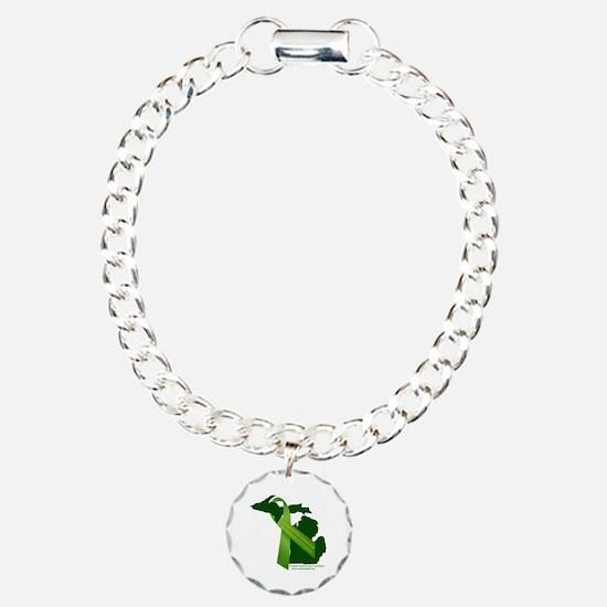 Turn Michigan Green Bracelet