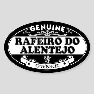 RAFEIRO DO ALENTEJO Oval Sticker