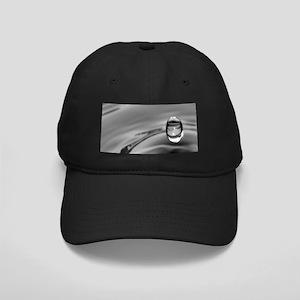 Water Drop Black Cap