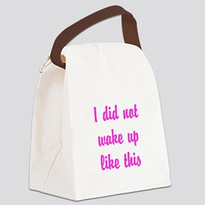 Beyonce Canvas Lunch Bag