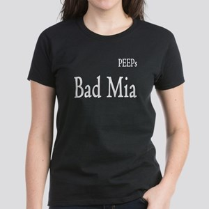 Bad Mia (Black/Dark) T-Shirt