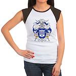 Orellana Family Crest Women's Cap Sleeve T-Shirt