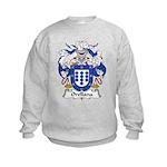 Orellana Family Crest Kids Sweatshirt