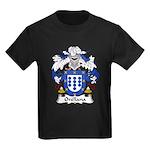 Orellana Family Crest Kids Dark T-Shirt
