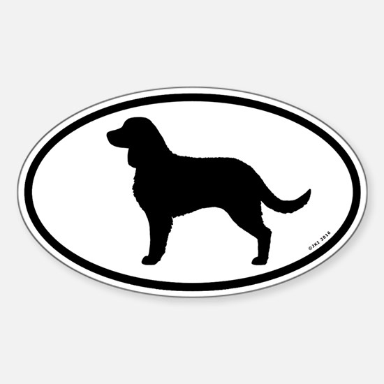 American Water Spaniel Decal
