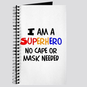 i am superhero Journal