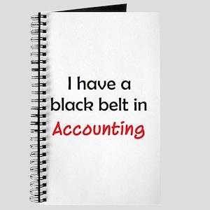 accounting black belt Journal