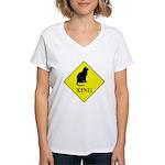 Cat Crossing T-Shirt