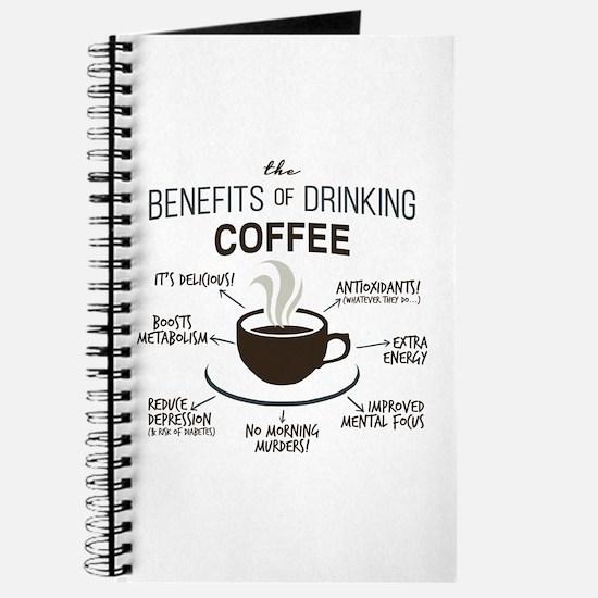 Unique Caffeine Journal