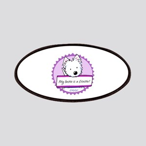 KiniArt Westie Bestie Patch