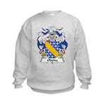 Odena Family Crest Kids Sweatshirt