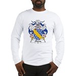 Odena Family Crest Long Sleeve T-Shirt