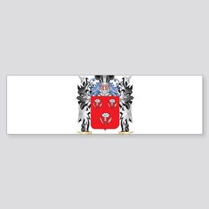 Lillie Coat of Arms - Family Crest Bumper Sticker
