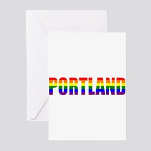 Portland Pride Greeting Cards (Pk of 10)