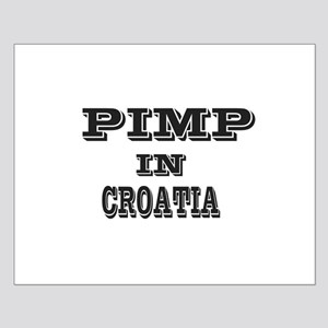 Pimp in Croatia Small Poster