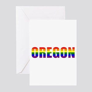 Oregon Pride Greeting Cards (Pk of 10)