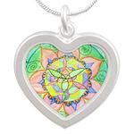 Golden Mandala Necklaces