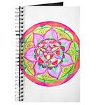 Rose Mandala Journal