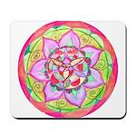 Rose Mandala Mousepad