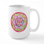Rose Mandala Mugs