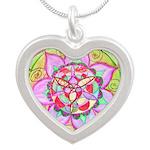 Rose Mandala Necklaces