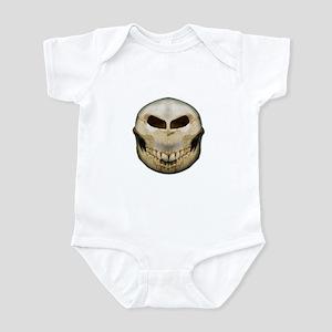 Full Smiley Skull Infant Bodysuit