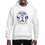 Montaner Family Crest Hooded Sweatshirt