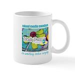Mixed Media Monday Mug Mugs