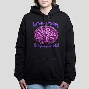 Chi Rho Alpha Omega Women's Hooded Sweatshirt