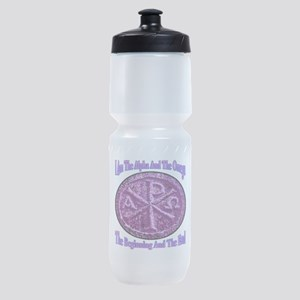 Chi Rho Alpha Omega Sports Bottle