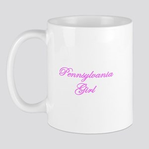 Pennsylvania Girl Mug
