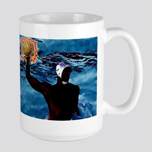 waterpolo man 2 Mugs