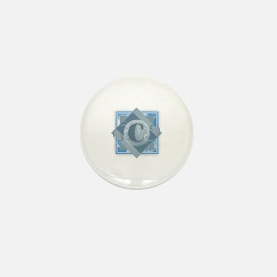 Unique Chaz Mini Button