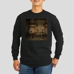 Egypt temple Long Sleeve T-Shirt