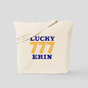 Lucky Erin Tote Bag
