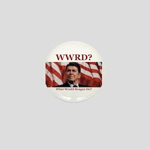 PRES40 WWRD? Mini Button