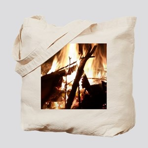 Campfire Magic Tote Bag