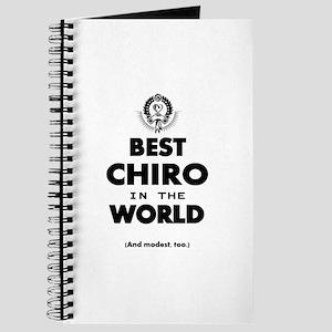 Best Chiro in the World Journal
