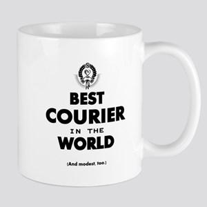 Best Courier In The World Mugs