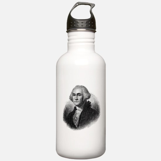 George Washington Water Bottle