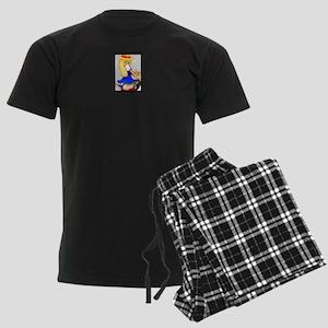 Sammy Simpkins Men's Dark Pajamas
