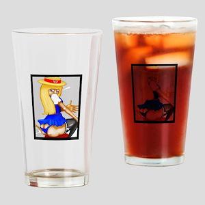 Sammy Simpkins Drinking Glass