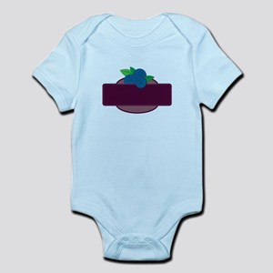Blueberry Sign Body Suit
