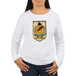 USS HIGBEE Women's Long Sleeve T-Shirt