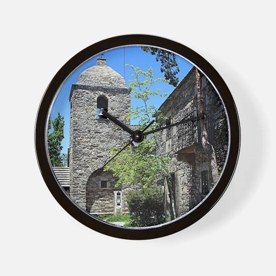 Church of Santa Maria, O'Cebreiro, Spai Wall Clock