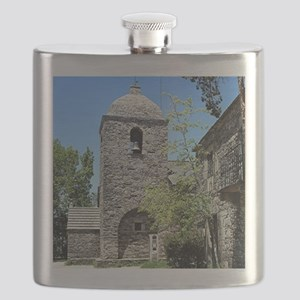 Church of Santa Maria, O'Cebreiro, Spain Flask