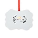 Los Angeles Cine Fest Ornament