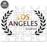 Los Angeles Cine Fest Puzzle