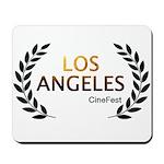 Los Angeles Cine Fest Mousepad